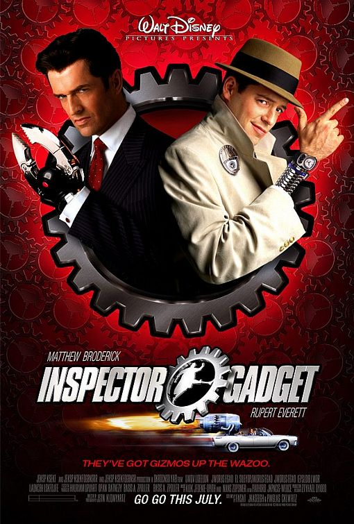 Locandina Inspector Gadget streaming film